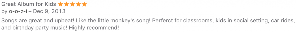 itunes review BNICE 2
